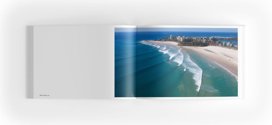 Line up - The book - Australie
