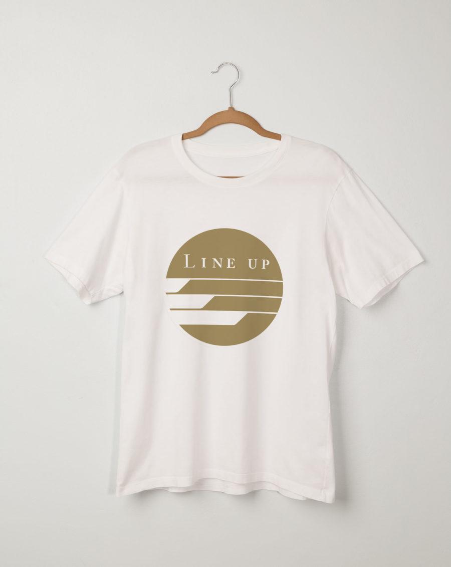 T-shirt Line Up